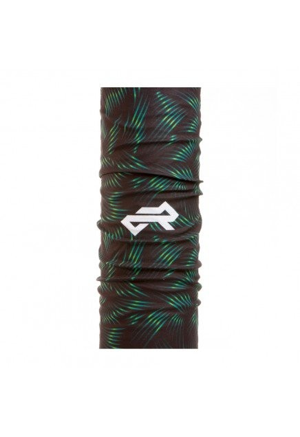 multiscarf zebra green